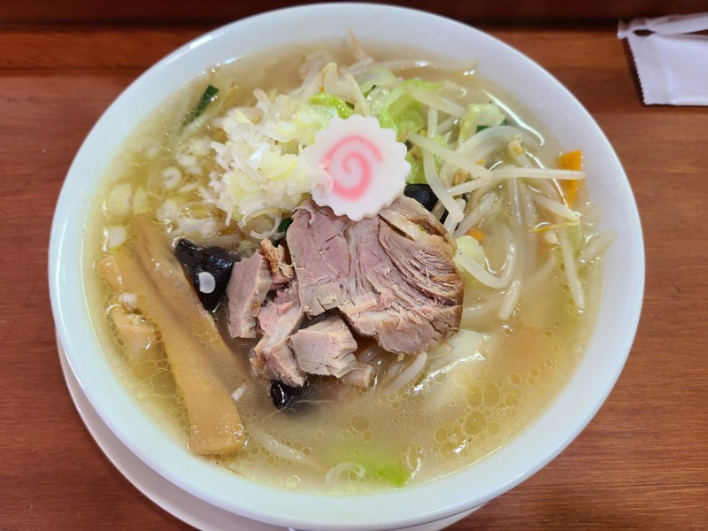 ひっぺ 野菜タンメン