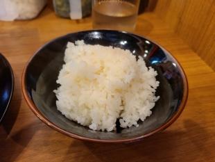 町田商店竹尾 ライス