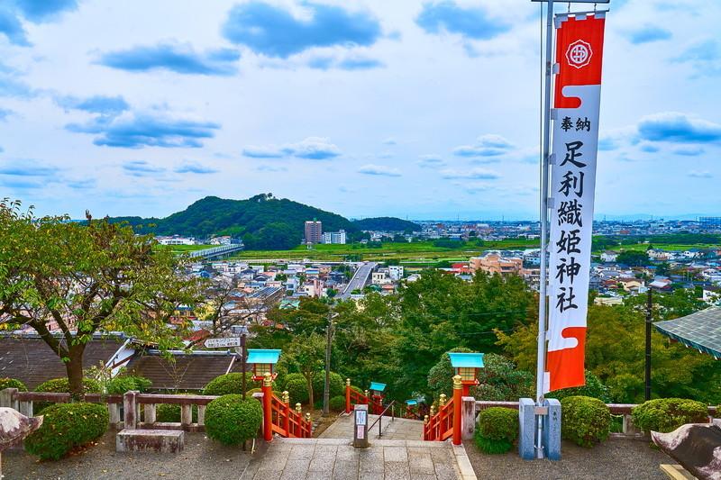 織姫神社 景色