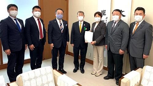 豚熱(CSF)に係る防疫対策等<対知事要望>申し入れ!①