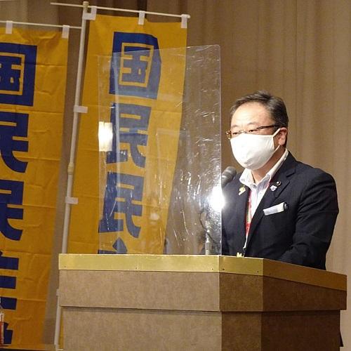 国民民主党とちぎ<再始動>設立大会!③