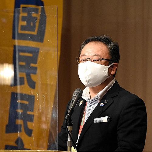 国民民主党栃木県総支部連合会<再始動>設立大会!⑥