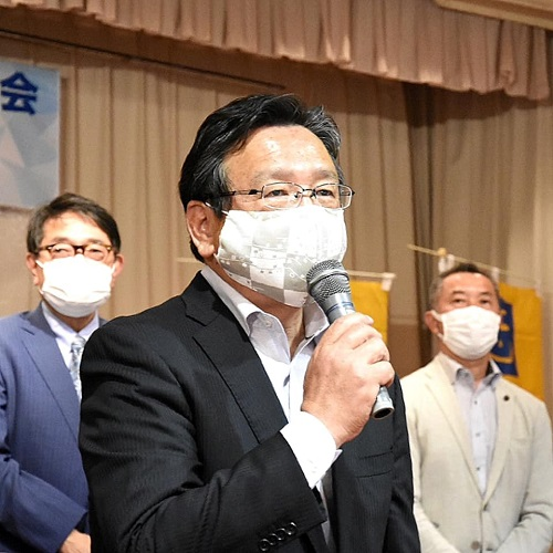 国民民主党栃木県総支部連合会<再始動>設立大会!⑨