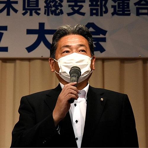 国民民主党栃木県総支部連合会<再始動>設立大会!⑮