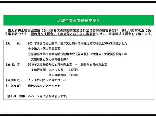 政府「まん延防止等重点措置」適用地域に栃木県等を追加/栃木県の対応⑬