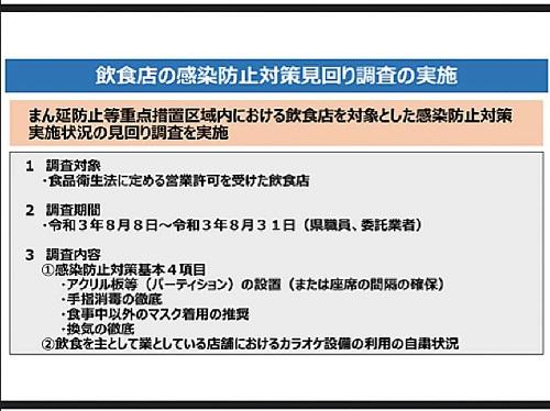 政府「まん延防止等重点措置」適用地域に栃木県等を追加/栃木県の対応⑭