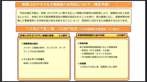 【栃木県 新型コロナ対策/緊急事態宣言 延長へ…】期間:~9月30日(木)⑯