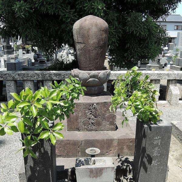 600白隠禅師の墓参り2021使用3