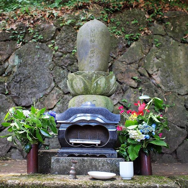 600白隠禅師の墓参り2021使用2