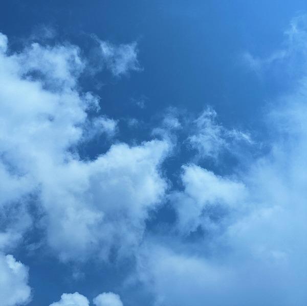 600青空と雲20210730