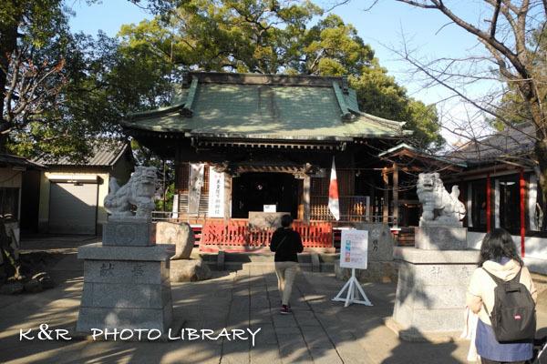 2020年12月27日3芳川神社