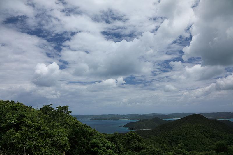 奄美の海 3