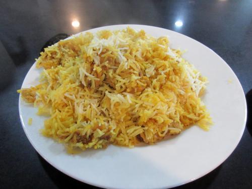 チキンビリヤニ