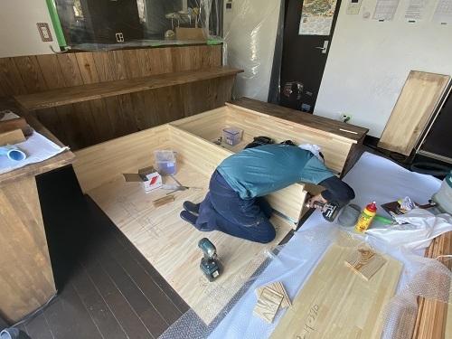 家具工事15