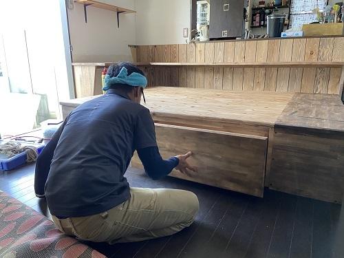 家具工事16