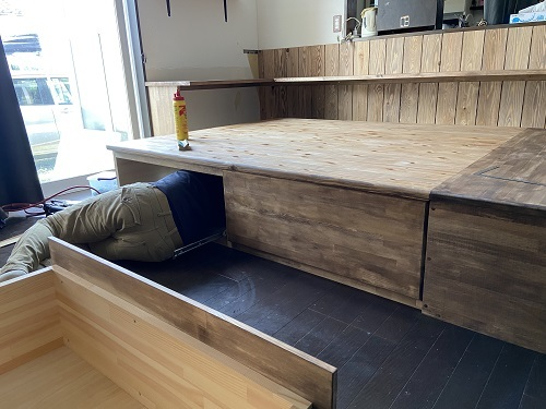 家具工事17
