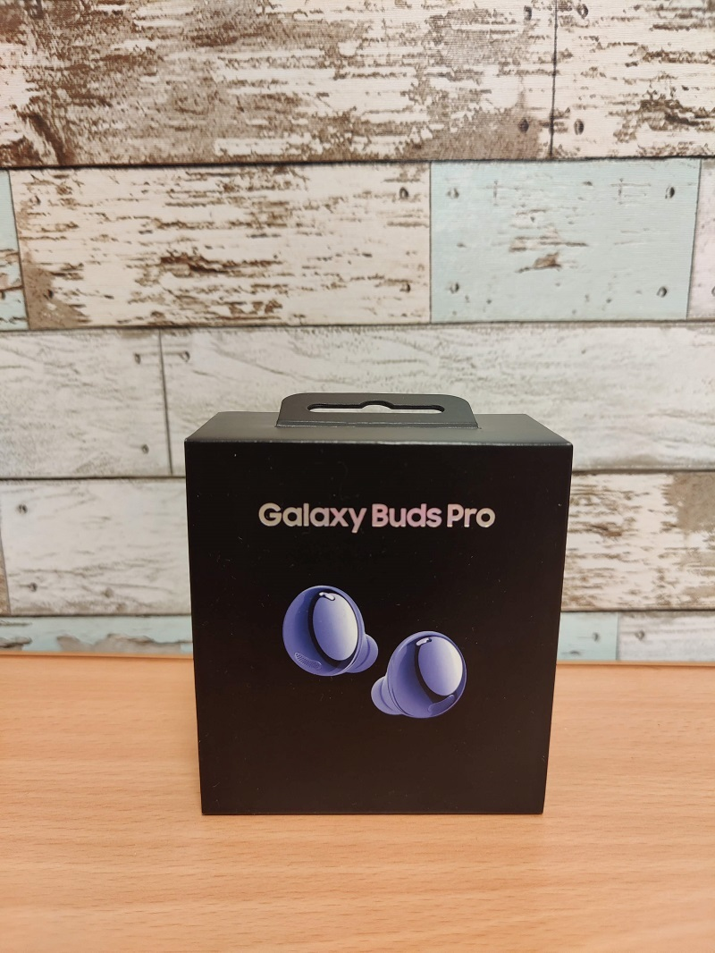 「Galaxy Buds Pro」の外箱