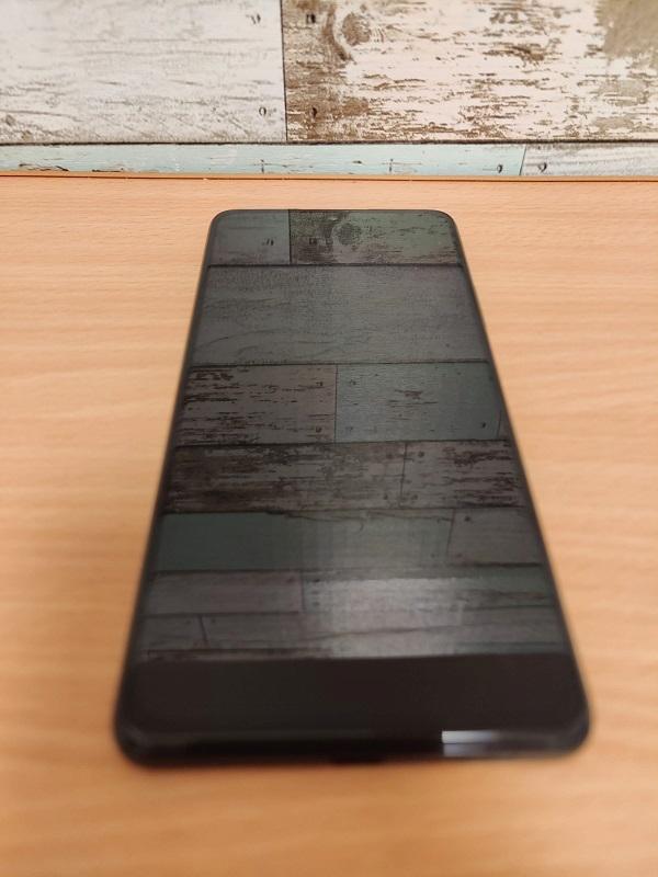 「Xiaomi Redmi Note10 Pro」の本体