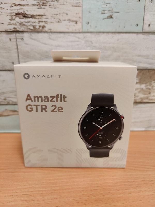 「Amazfit GTR2e」外箱