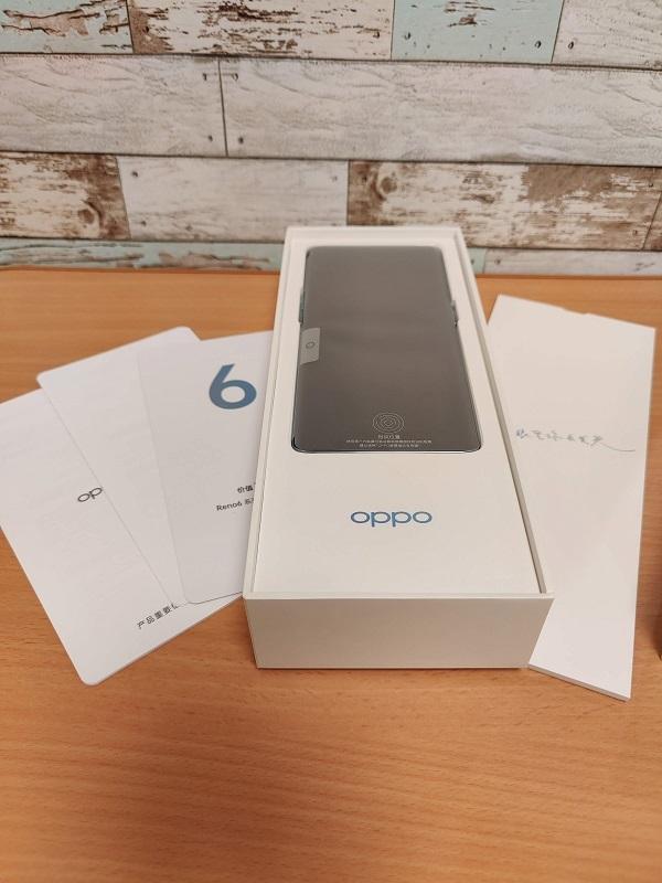 CN版「Oppo Reno6 Pro」