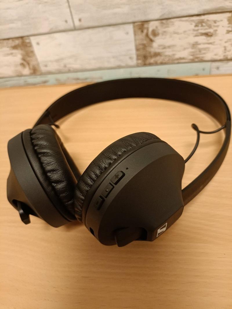 「Sennheiser HD 250BT」のヘッドフォン本体