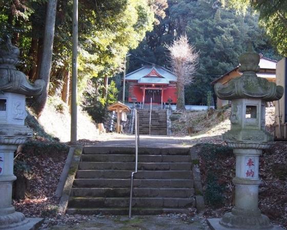 島並熊野神社